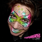 Starry eyed Superhero