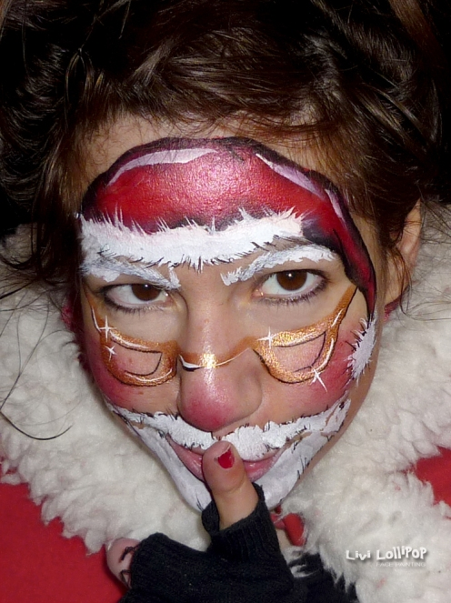SSsssh...the real Santa!