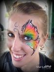 Rainbow Flutterby