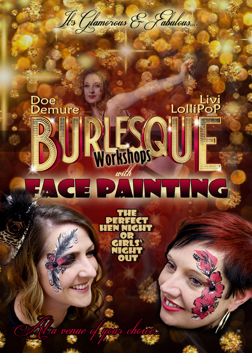 burleque doe SPARKLE