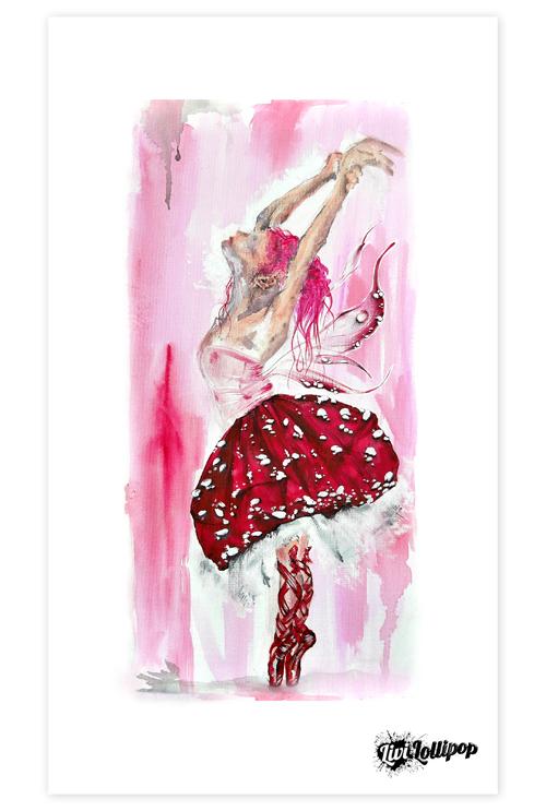 blog mushroom fairy