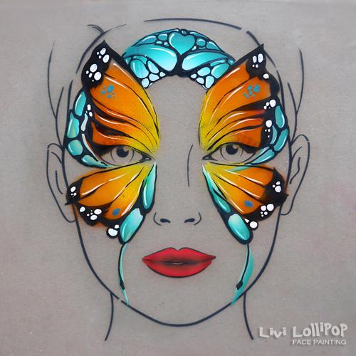 twitter-orange-butterfly