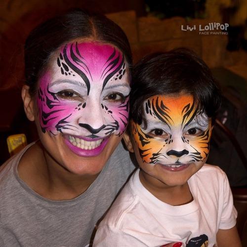 mummy me tiger