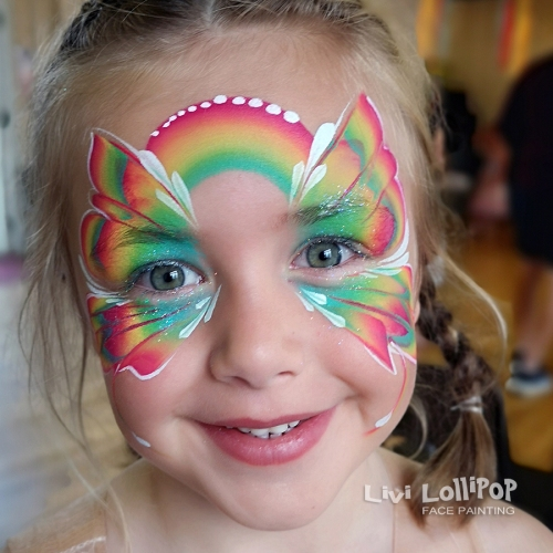 Face Painting Leicester To London Planning A Party Hire Livi Lollipop The Face Painting Fairy To Entertain The Children Girls Can Become Fairies And Princess Boys Can Be Pirates Monsters Tigers